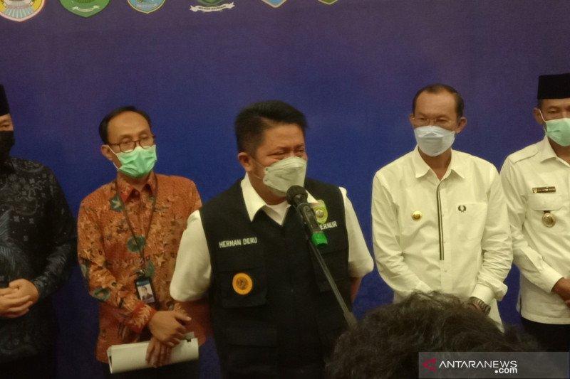 Gubernur Sumsel minta desa siaga COVID-19 proaktif selama PPKM