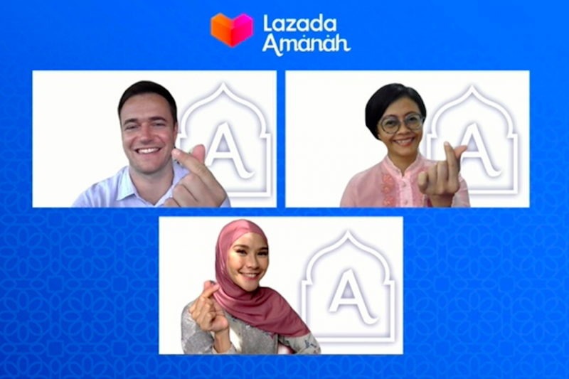 Lazada luncurkan kanal baru untuk produk kebutuhan Muslim