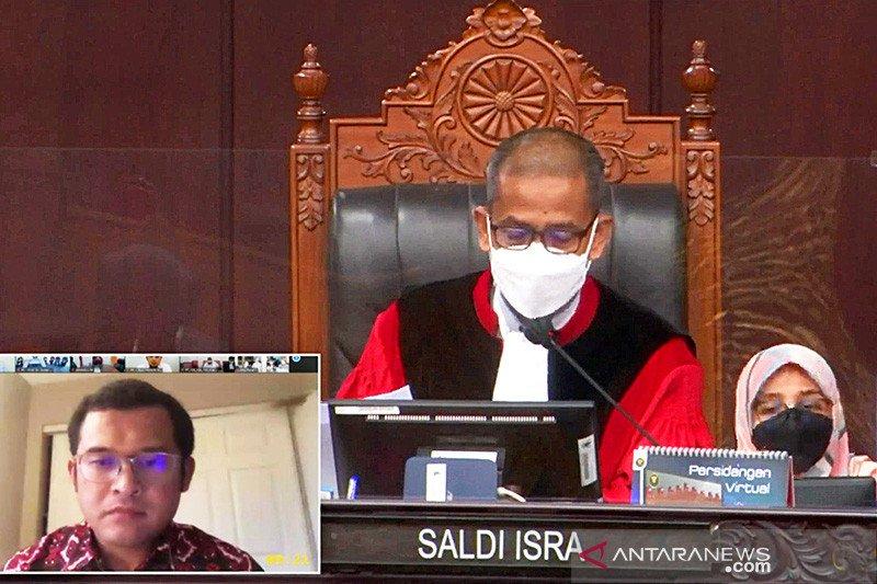 Orient mengaku tak miliki paspor AS saat ajukan paspor Indonesia
