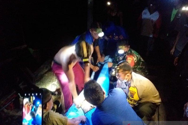 Tim SAR Babel temukan seorang nelayan yang hilang sudah meninggal
