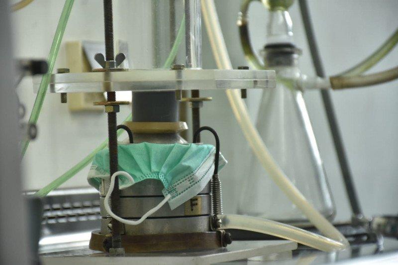 ITB lakukan pengujian masker
