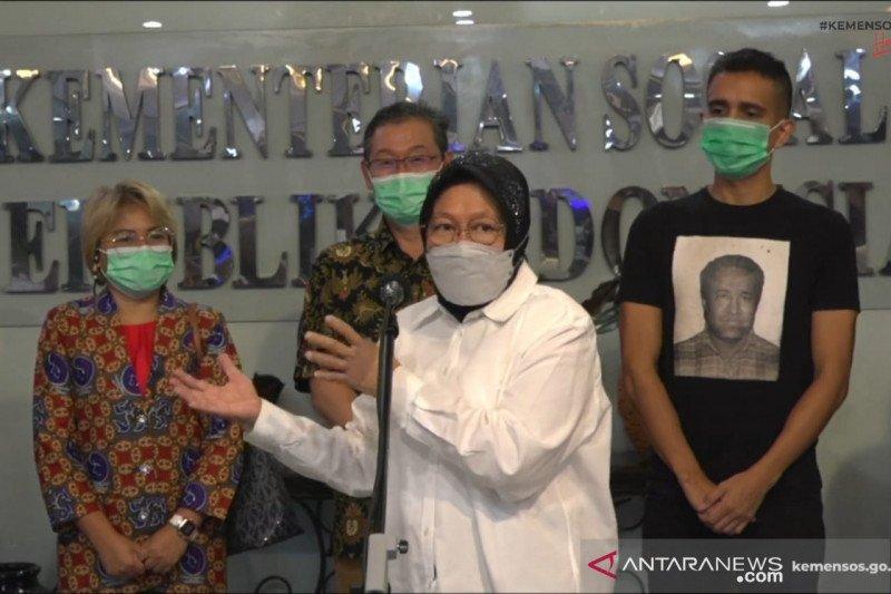 Mensos Risma: Cuaca buruk perlambat pendistribusian bantuan ke NTT
