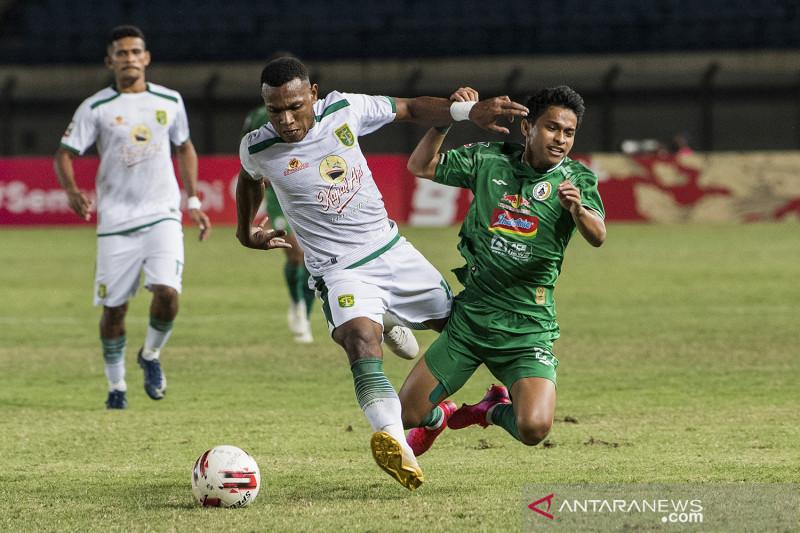 Piala Menpora: PSS Sleman kalahkan Persebaya 1-0