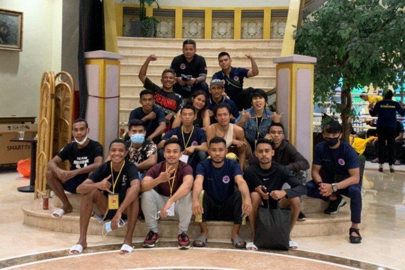 Tim DKI dominasi seleksi timnas kickboxing untuk SEA Games 2021