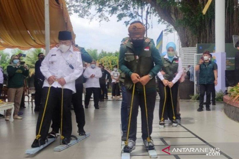 Jabar Bergerak Cianjur raih rekor MURI pentas virtual terbesar