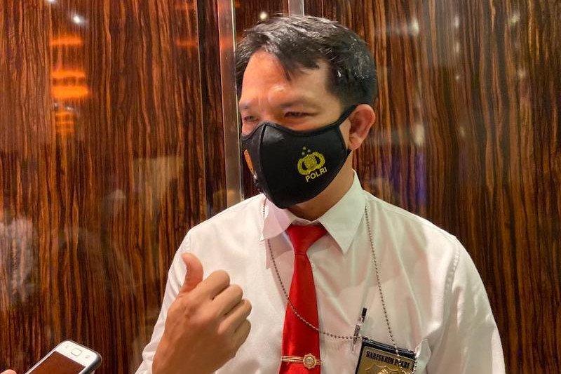 Satgas Pangan Polda Sumsel temukan SPBE Palembang kurangi isi tabung