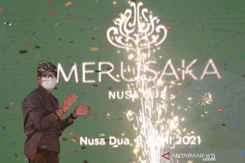 Sandiaga Uno terus pantau kesiapan pembukaan pariwisata Bali
