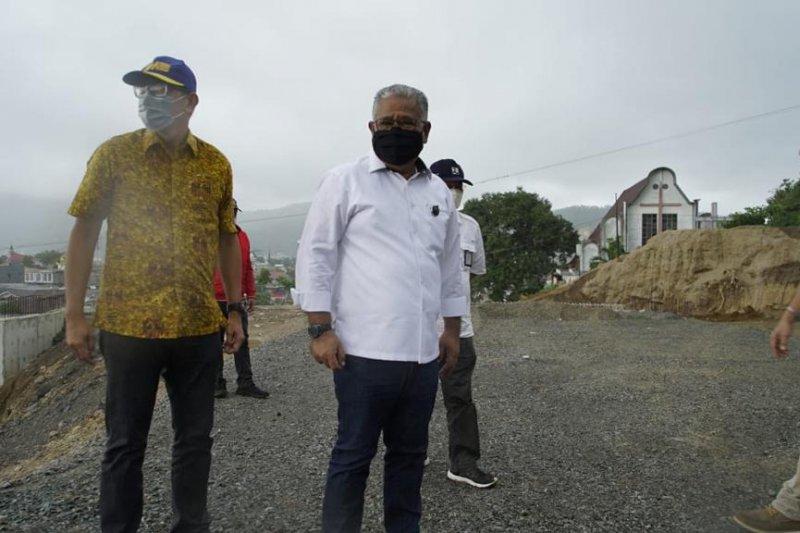 KSP: Jalan tol pertama di Sulawesi Utara beroperasi penuh Oktober 2021