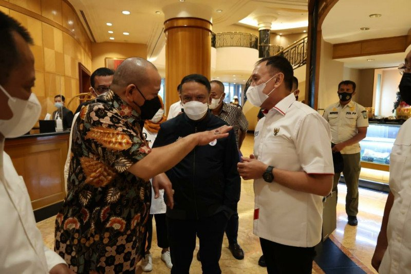 LaNyalla: Masyarakat merindukan Liga Indonesia