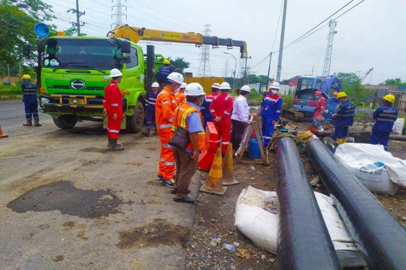 PGN finalisasi pembangunan interkoneksi pipa Gresem - Kalija