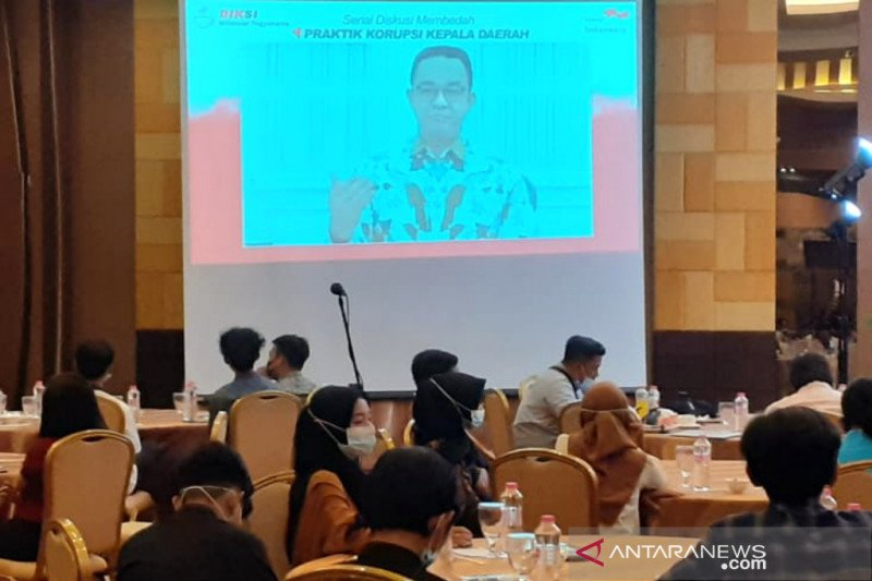 Anies: ASN di DKI Jakarta tidak punya alasan untuk korupsi