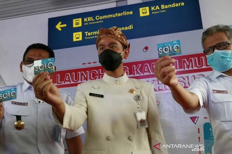 KCI meluncurkan KMT edisi khusus Solo