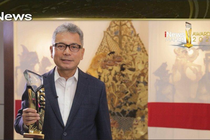 Direktur Utama BRI raih penghargaan Best CEO, jadi figur menginspirasi