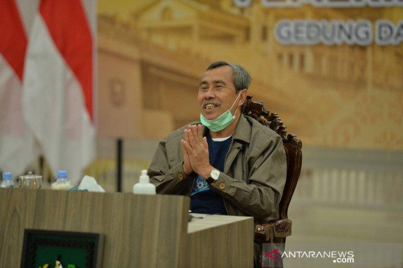 Riau buka posko perbatasan cegah transmisi COVID-19 saat libur Lebaran