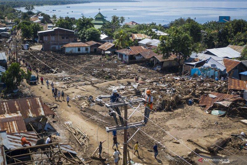 Gunakan citra satelit, Lapan analisis daerah banjir Flores Timur