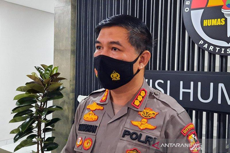 Polri: Terduga teroris Jakarta belum terafiliasi JAD maupun JI