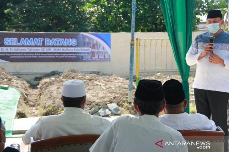 Dibangun jelang Ramadhan, Kota Bekasi miliki Gedung Tahfidz Quran