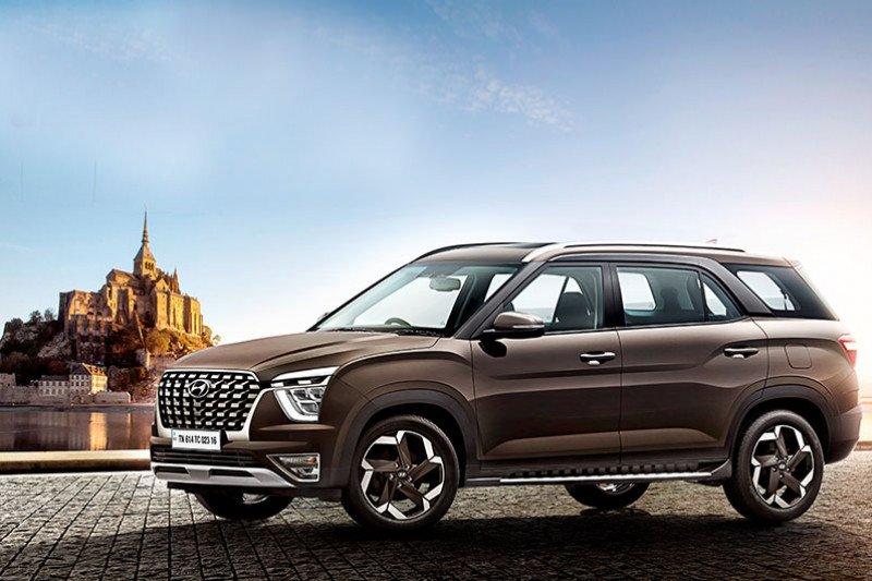 Hyundai luncurkan Alcazar di India