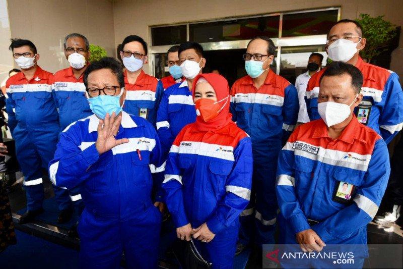 Tekan impor BBM, DPR dukung optimalisasi kilang dalam negeri Pertamina