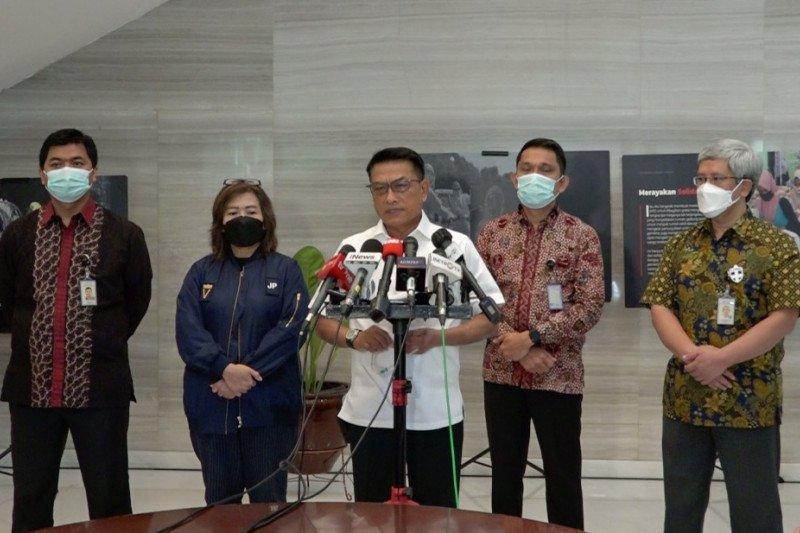 Kita patut berterima kasih kepada Soeharto atas TMII, sebut Moeldoko