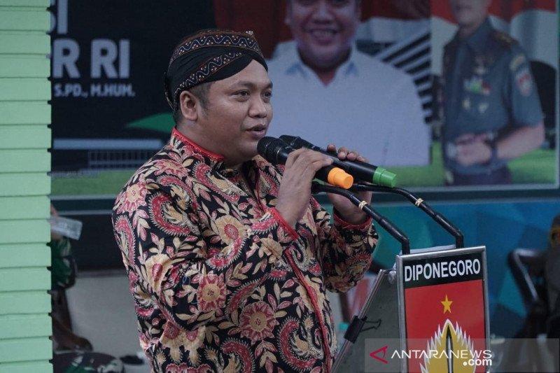 Anggota MPR sebut Empat Pilar Kebangsaan semangat untuk Indonesia emas