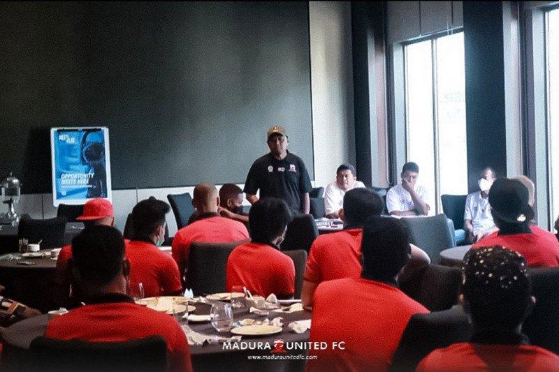 Menjelang Ramadhan, Madura United liburkan pemain