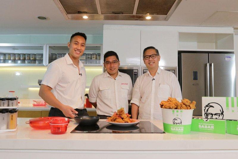 Sambut Ramadhan, KFC Indonesia gandeng Tupperware Indonesia hadirkan resep baru