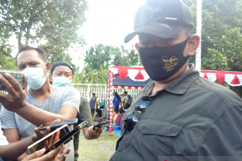 TNI-Polri buru KKB pembunuh guru di Beoga