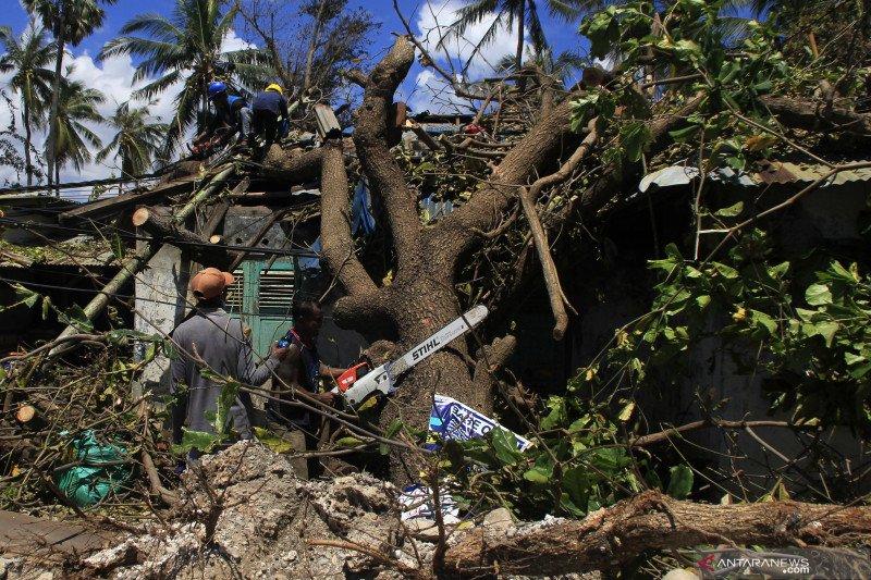 BMKG Ambon imbau warga waspada dampak Siklon Tropis Surigae