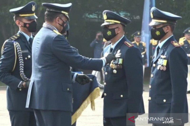 HUT ke-75, Kasau bertekad jadikan TNI AU disegani di kawasan