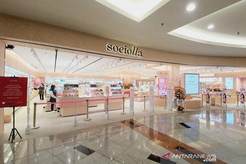 Sociolla buka lima toko baru di Jabodetabek dan Bali