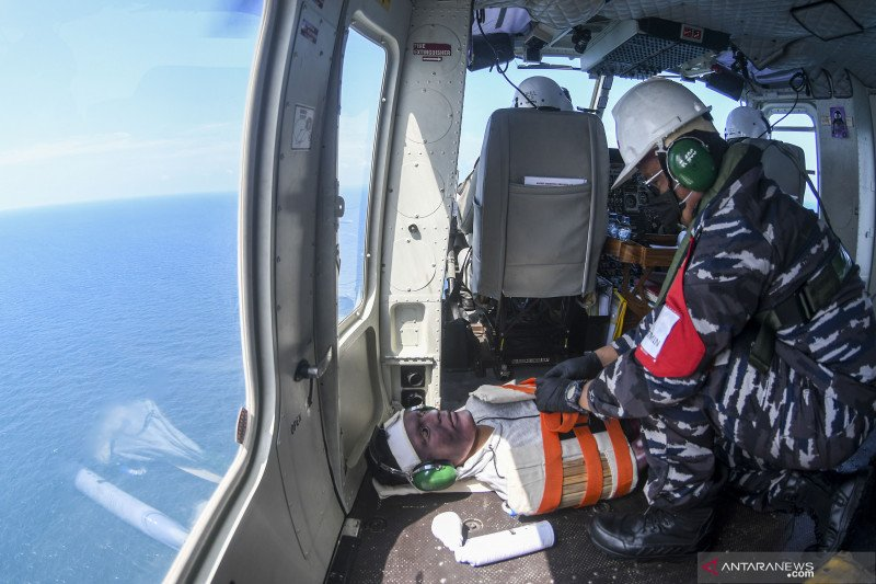 Evakuasi medis udara