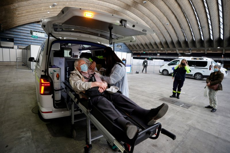 Media Jerman: Prancis tunda pasokan vaksin COVID-19 pesanan Uni Eropa
