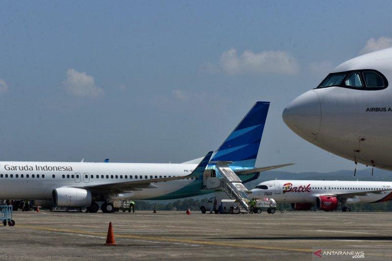 Garuda Indonesia pastikan kesiapan penerbangan di masa peniadaan mudik