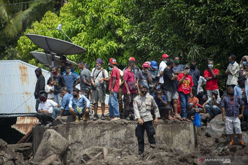 Masyarakat menanti Presiden Jokowi tinjau lokasi bencana
