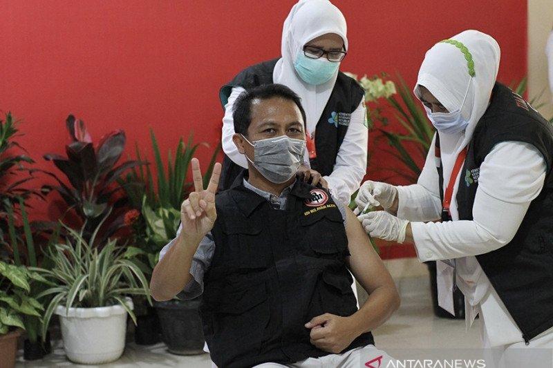 4.340 lansia Aceh sudah divaksinasi COVID-19