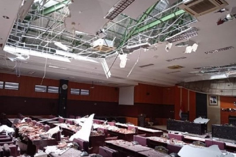 Belasan warga di Kabupaten Blitar terluka pascagempa