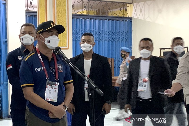 Menko PMK pantau penanganan  gempa bumi di Jawa Timur