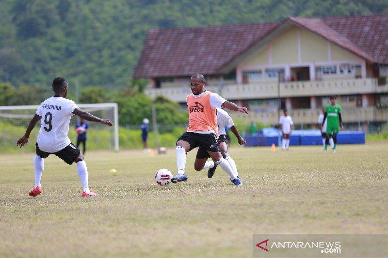 Jacksen Tiago inginkan Persipura bermain lebih agresif