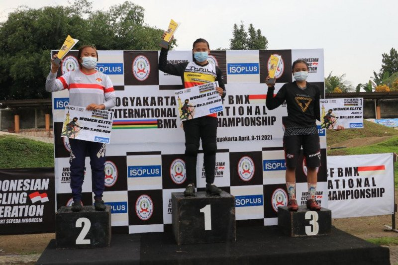 Kapolri pastikan Kejuaran BMX Internasional 2021 terapkan prokes ketat