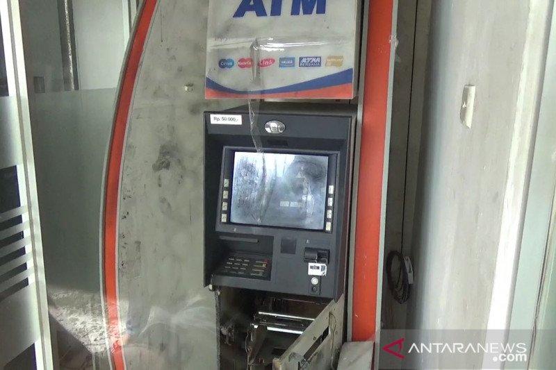 ATM BRI di Arizona Jambi dibobol pencuri