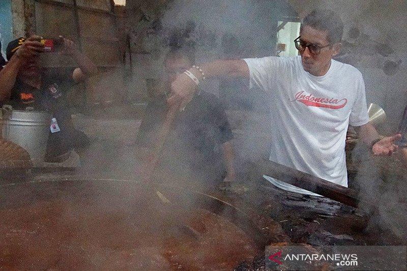 Menparekraf sebut pentingnya industri kuliner dorong ekonomi Indonesia