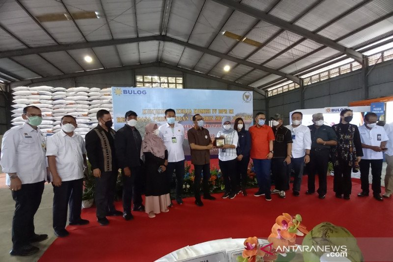Komisi IV DPR-RI pastikan tidak ada impor beras