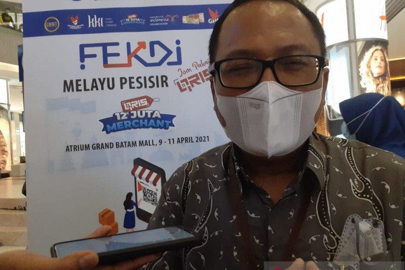 Indeks elektronifikasi transaksi Kepri tertinggi kedua di Indonesia