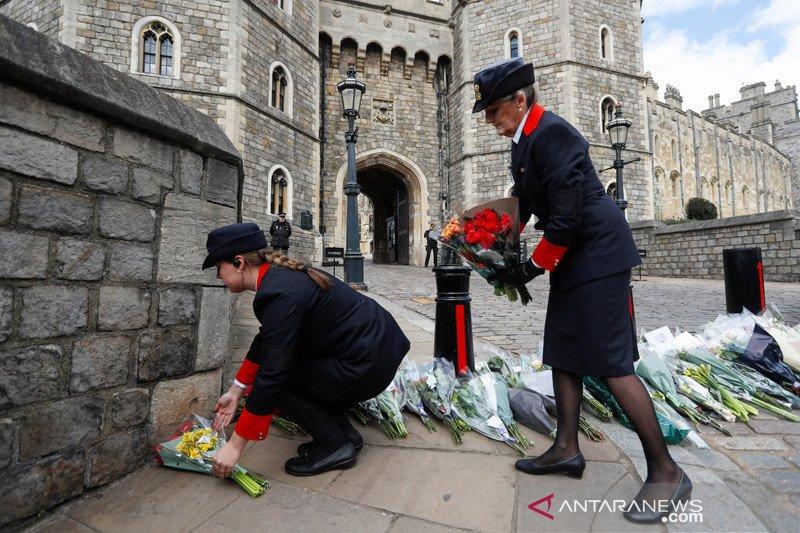 Tak akan ada upacara kenegaraan untuk pemakaman Pangeran Philip