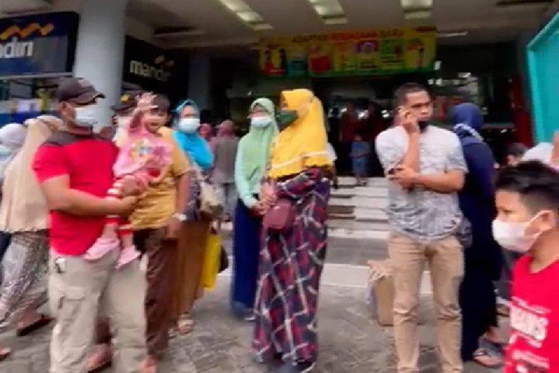 BPB: Tidak ada bangunan rusak di Surabaya dampak gempa Malang