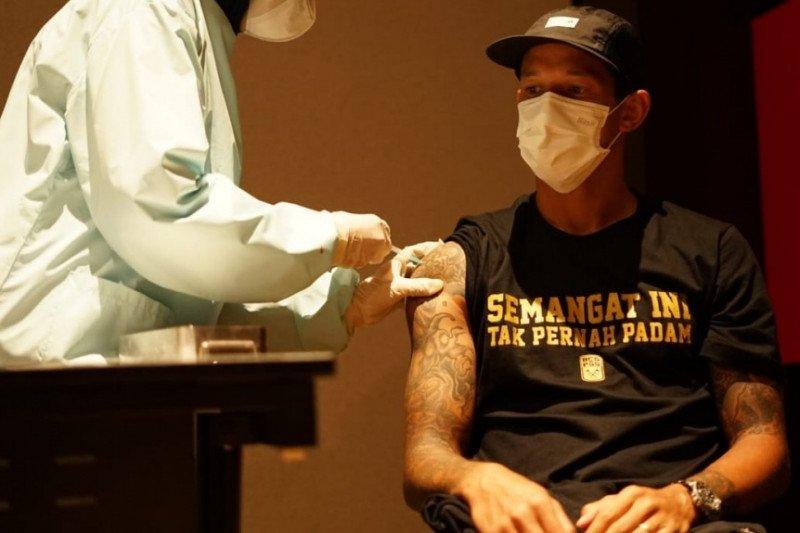 PSSI berikan vaksinasi tahap kedua untuk peserta Piala Menpora
