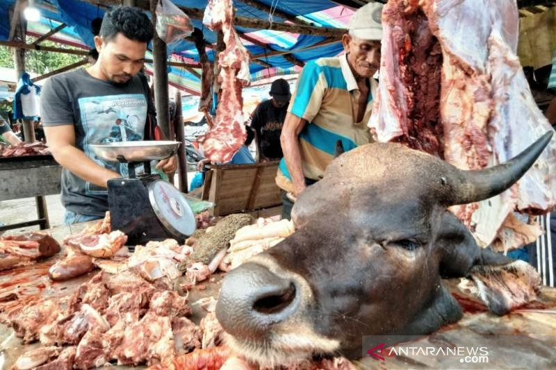 Cegah COVID-19, Pemkab Aceh Barat tiadakan lapak saat tradisi meugang