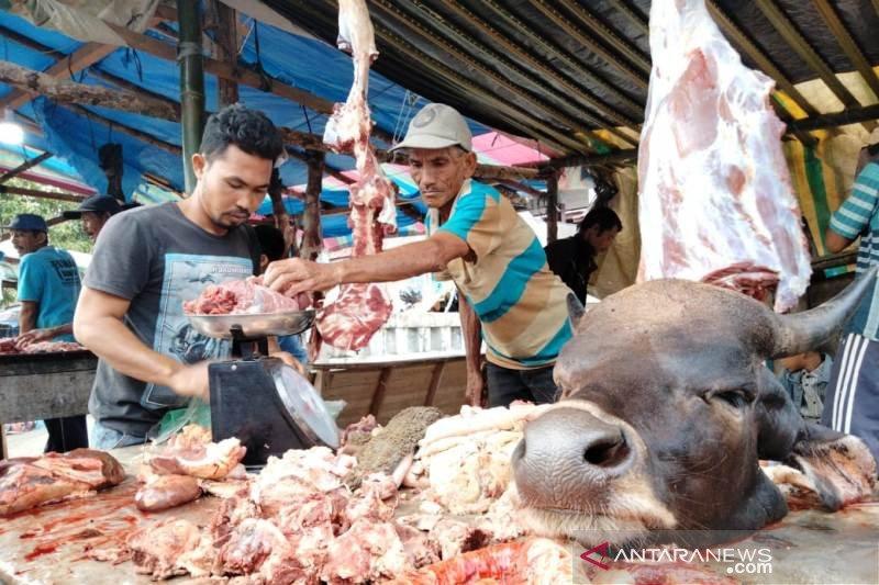 Pemkab Aceh Barat pastikan daging meugang aman dikonsumsi