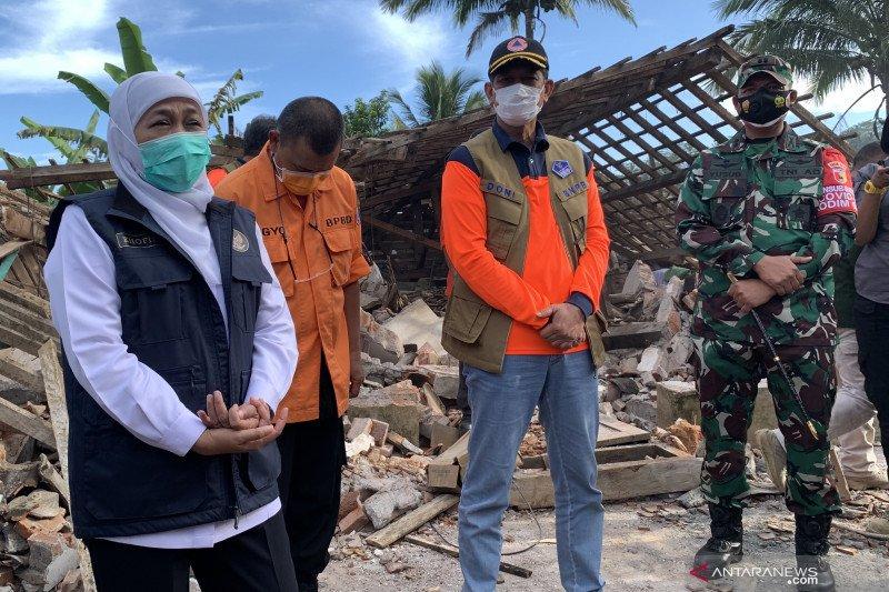 BNPB siapkan dana Rp1 miliar untuk penanganan gempa di Jatim
